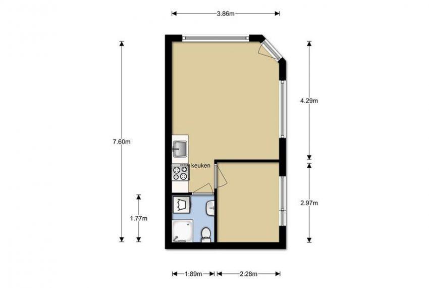 utrecht_appartement_Humboldstraat_6